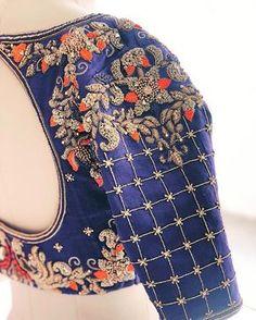 Blouse Designs Silk, Meraki, Work Blouse, Embroidery Designs, Boutique, Bridal, Luxury, Blouses, Indian
