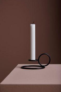 Radius Candleholder by Woud Denmark