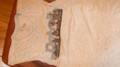 Made in Detroit Gray Cutoff T Shirt by Made in Detroit Inc .Large - Athletic Apparel