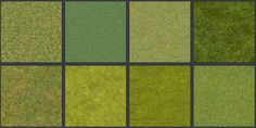 2,000+ Free Grass Textures for Your Designs