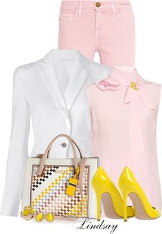 22 Classy Outfits With Rochas Corsage Neck Tie Crepe De Chine Blouse