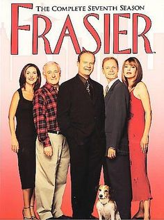 With its witty dialogue, sophisticated character development, and classic slapstick situations, FRASIER is a prime example of television comedy at its finest. Centered around pompous psychiatrist Fras