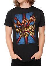 Def Leppard Pyromania 1983 Tour UK metal rock T-Shirt  L XL 2XL 3XL  NWT