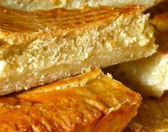 Recette de Gâteau Basque - Basque region cake recipe - Learn French