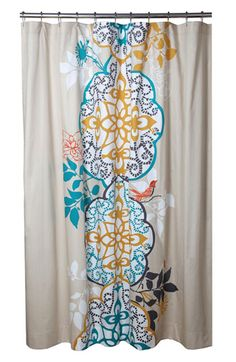 Blissliving Home 'Shangri-La' Shower Curtain available at Nordstrom