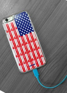 USA Lacrosse iPhone Case! The perfect iPhone case for every lacrosse player. Available in multiple iPhone sizes from 4 up to iPhone 6s. Check out all of our lacrosse phone cases! #lacrosse