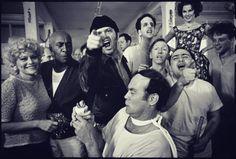 [One Flew Over the Cuckoo's Nest]  [Vol au dessus d'un nid de coucou] #film #movie #affiche #print #nicholson #psychiatric #jack #fou #crazy