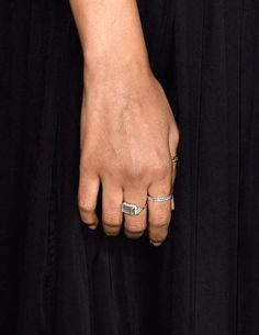 Actress Zoe Saldana, fashion detail, attends the 2015 Vanity Fair Oscar Party hosted by Graydon Carter at Wallis Annenberg Center for the Performing Arts on February 22, 2015 in Beverly Hills, California.