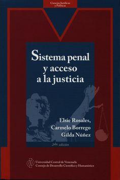 En esta segunda edición los autores abordan desde una perspectiva crítica e interdisciplinaria al sistema penal, desde un ángulo muy preciso que permite comprender la relación entre el Estado, su poder penal y los DDHH. Ediciones #CDCH #UCV #2013