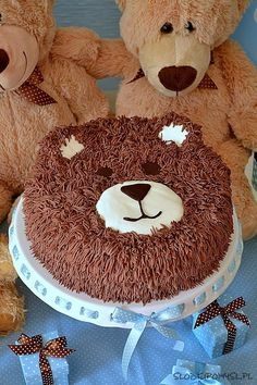 Teddy Bear Birthday Cake, Birthday Cake For Father, Puppy Birthday Cakes, Birthday Cake Write Name, Girly Birthday Cakes, Birthday Cake Writing, Birthday Cake Toppers, Husband Birthday, Baby Cakes
