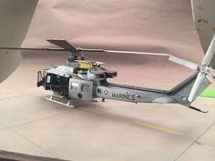 1/48 Kitty Hawk UH-1Y
