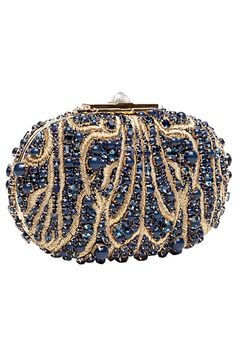 Elie Saab - Accessories - 2013 Fall-Winter evening bag.