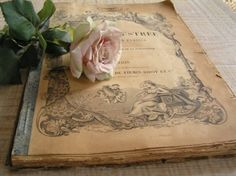 Very French (1) From:Vintage Rose Brocante, please visit