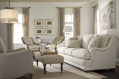 The 1083 Kingsley Sofa from Clayton Marcus has never looked better! Clayton Marcus is welcoming a new look in fabrics and textures to its line. Visit www.claytonmarcus.com to find your local dealer and check out the new look!