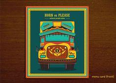 Horn ok Please (Dhaba) restaurant on Behance