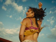 Andrea Arnold's road-trip movie is a coming-of-age story that doesn't shy away from coming.