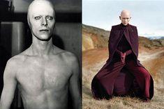 David Bowie and Tilda Swinton Are the Same Person | Hint Fashion Magazine