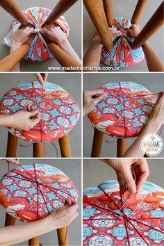 ART WITH QUIANE - Paps, Molds, EVA, Felt, seams, 3D Fofuchas