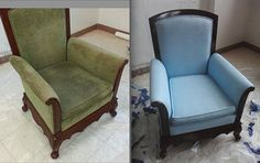 How to Paint a Fabric Chair: 6 Steps (with Pictures) - wikiHow