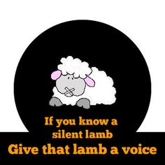 If you know a silent lamb, give that lamb a voice - The Jehovah's Witness Child Custody team rescues Jehovah's Witness children from mental, physical and sexual abuse