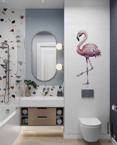 Bathroom Design Luxury, Bathroom Design Small, Terrazzo, Lobby Design, Toilet Design, Laundry In Bathroom, Interior Exterior, Beautiful Interiors, Amazing Bathrooms