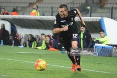 Emanuele Giaccherini #17 of Bologna FC in action during the Serie A match between Carpi FC and Bologna FC at Alberto Braglia Stadium on October 24, 2015 in Modena, Italy.