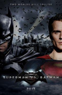 Superman vs. Batman Fan Posters