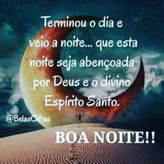 Abençoada noite à todos...!!!  #boanoite #noiteboa #linda #abençoada #gratidão #paz #amor #vitoria #sabedoria #especial #vidaparainspirar #mensagem #hoje #pensamentos #bem #bom #luz #fé #instagood #instafrases #instalike