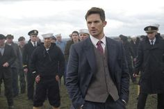 TIMELESS Scoop From The Set: Interview With Matt Lanter