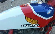 Trackmaster tank with Honda logo