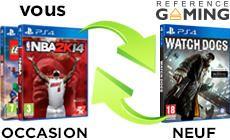 Échangez gratuitement vos jeux vidéo sur reference-gaming.com !  #jeuxvideo #jeuvideo #echange #gratuit #BonPlan