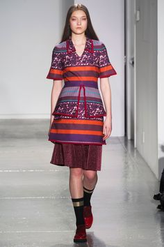 Suno | The Best Looks From New York Fashion Week: Fall 2014
