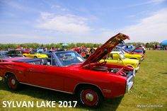 A look at the highlights (and future MSCC stories) from yesterday's Sylvan Lake Classic & Custom Car Club show: http://mystarcollectorcar.com/hot-fun-in-the-summertime-at…/