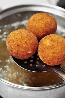 Recipe for Porto's like Potato Balls