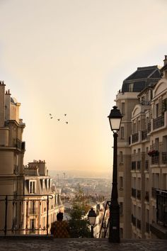 montmartre mornings Framed Art Print by madebyfelix - Vector Black - MEDIUM City Aesthetic, Travel Aesthetic, Nature Architecture, Places To Travel, Places To Visit, Mode Poster, Excursion, Adventure Awaits, Aesthetic Pictures