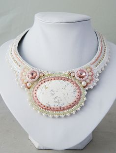 Beautiful hand made bridal necklaces | Beads Magic