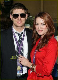 Jensen Ackles Engaged To Danneel Harris