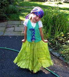Pirate - gypsy girl
