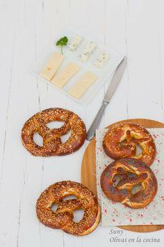 Pretzel o Brezel Kitchenaid, Fondant, Cupcakes, Pretzel, Coco, Doughnut, Desserts, Blog, Types Of Pizza