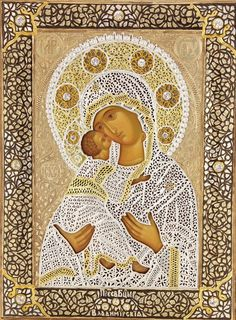 Mother of God of Vladimir - St Elisabeth Convent - Visit our website…