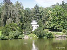 Kassel - Parque Bergpark Wilhelmshöhe / Alemanha