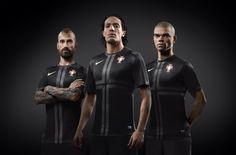 Raul Meireles, Bruno Alves e Pepe
