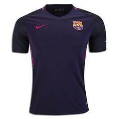af6f851dea4 Nike Men's FC Barcelona Away Jersey Purple Dynasty/Black/Vivid Pink