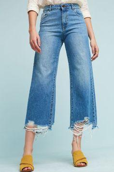 DL1961 Hepburn High-Rise Wide-Leg Jeans
