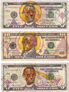 money, illuminati