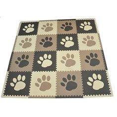 Okay I'm sold on it it would add some neutrality to the theme of the room, while sticking with the puppy theme