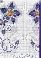 Gallery.ru / Фото #4 - Los patrones de bordado bordado de mini №185 2016 - Chispitas