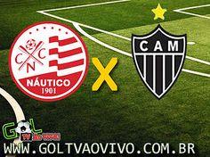Assistir Náutico x Atlético-MG ao vivo 16h00 Campeonato Brasileiro