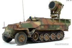 MMZ - UHU - Sd.Kfz.251/20 Ausf.D