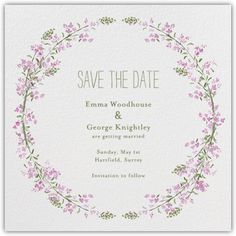 Paperless Post - Heathers save the date